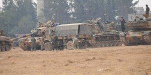 TSK, Fırat'ın doğusunda YPG mevzilerini vurdu