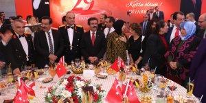 Diyarbakır'da Cumhuriyet Bayramı Resepsiyonu Yapıldı