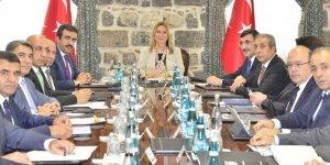 Ticaret Bakanı Ruhsar Pekcan Diyarbakır'da