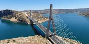 Doğu'nun Boğaz Köprüsü'nden 2 Milyon araç geçti