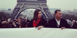 55 Ülkeden 150 İnsan Hakları Savunucusu Paris'te: Bizden de 2 kişi var