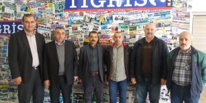 Alipaşaspor'dan Gazetemize Ziyaret