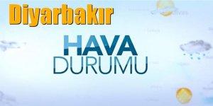 Diyarbakır'da bu hafta nasıl bir hava bekleniyor?