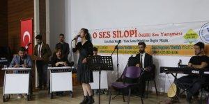 Silopi'de ses yarışması