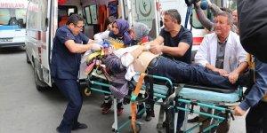 Lastik-İş Başkanı Karacan'a silahlı saldırı