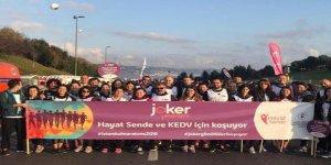İstanbul Maratonunda Koruma Altındaki Çocuk ve Gençler İçin Adım Attılar
