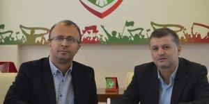 Amedspor'un yeni hocası Budakın oldu