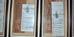 VİDEO- Padişah fermanlarının bulunduğu müze halka açıldı