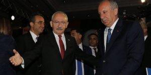 Kılıçdaroğlu görüşmesinden sonra Muharrem İnce'den açıklama