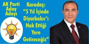 AK Parti'de Büyükşehir'e Aday Çıktı