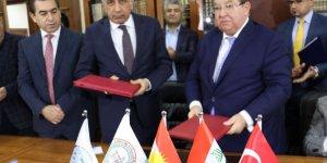 Diyarbakır ile Erbil arasında tarihi anlaşma