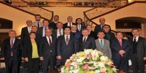 Başkan Barzani Dtso heyetini kabul etti