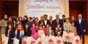 TOGEMDER'den bin 500 çocuğa giysi yardım