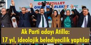 Atilla: Biz kazanınca Diyarbakır kazanacak
