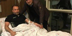 Siirtspor'un Teknik Direktörü Ölümden Döndü