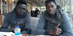 DİYARBAKIRSPOR'A SENEGAL'DAN İKİ FUTBOLCU