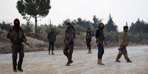 Suriye'de YPG ve ÖSO arasında çatışma