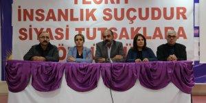 Diyarbakır'da STK ve Siyasi Partiler'den Güven için ortak açıklama