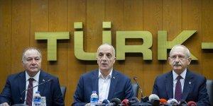 Türk-İş'in asgari ücret teklifi: 2 bin TL'nin üzerinde