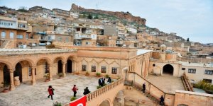 """""""Kartal Yuvası""""ndaki tarihi cami asırlar sonra ibadete açılacak"""