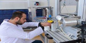 Güneş kolektörleri zorlu testlerden geçiyor