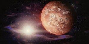 NASA, Mars'ta ilk rüzgar gürültüsünü kaydetmeyi başardı