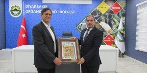 İsrail iş insanları heyetinden OSB'ye ziyaret