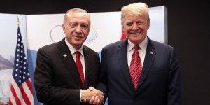 Trump ile Erdoğan Suriye konusunda görüştü mü?