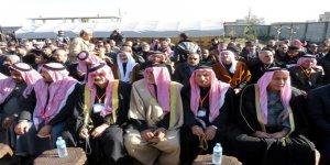 Aşiret ve kabile reisleri, Fırat'ın doğusu için toplandı