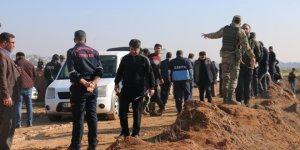 Suriye sınırını geçmek isterken kanalda boğuldu