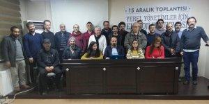 Ekoloji Hareketleri Diyarbakır'da yerel seçim tavrını açıkladı