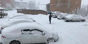 Bitlis'te 139 Köy Yolu Ulaşıma Kapandı