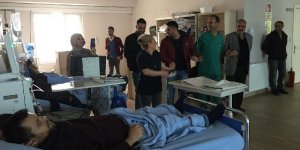 Ahbap'tan Diyaliz Hastalarına Moral Ziyareti
