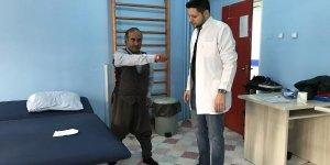 Derik'te Fizik Tedavi Ünitesi Hizmete Girdi