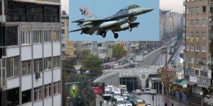 Diyarbakır'da sonik patlama paniği
