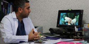Diyarbakır'da cerrahın laparoskopi yöntemi literatüre girdi