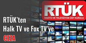 FOX TV ve Halk TV kapanabilir!