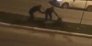 VİDEO-  'Köpeklere İşkence'den Yakalandı, Cinayet Zanlısı Çıktı