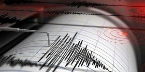 Bingöl yeni yıla depremle uyandı!