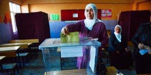 Yerel seçim takvimi açıklandı