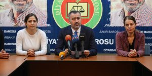 VİDEO- Diyarbakır Barosu'ndan Adalet Bakanlığı'na Güven için çağrı