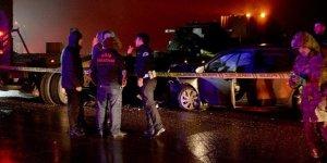 Askeri araçla otomobil çarpıştı: 1 ölü, 1 yaralı