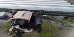 VİDEO- Dicle Elektrik'ten Drone ile Kaçak Trafo Operasyonu