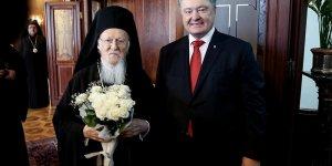 Poroşenko, otosefallik belgesi için Türkiye'ye geliyor