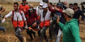 İsrail'den Batı Şeria'ya baskın: Çok sayıda Filistinli yaralandı