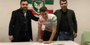 Amedspor, Beşiktaş'tan yetişen oyuncuyu transfer etti