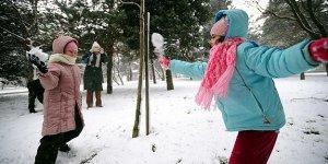 Mardin, Elazığ ve Siirt'te eğitime kar engeli