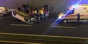 VİDEO- Diyarbakır'da trafik kazası