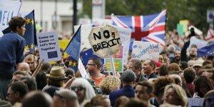 Brexit anlaşması İngiltere Parlementosu'nda reddedildi