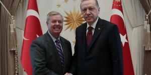 Graham: Güvenli bölge Türkiye'nin güvenliği için kurulacak